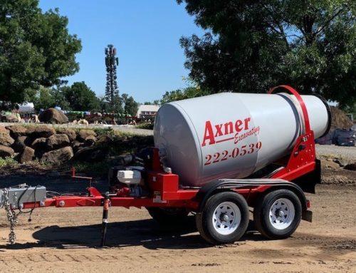 Rent Our Portable Concrete Mixer!